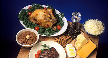 Které potraviny obsahují zinek?