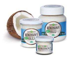 Účinky kokosového oleje